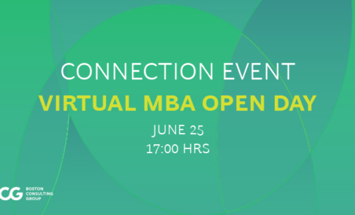 "BCG Celebra el primer ""MBA Open Day"" Virtual"