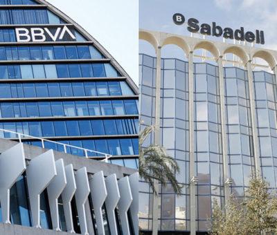 ¿Cuáles son los mayores accionistas en BBVA-Sabadell?