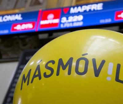 Las acciones de MásMóvil quedan excluidas definitivamente de los mercados desde hoy
