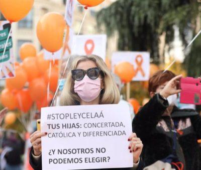PP, Cs y Vox apoyarán a PNV y JxCat para garantizar la oferta «suficiente» de plazas en la educación concertada
