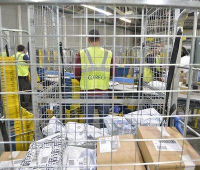 Diciembre de 2020: el mes de mayor volumen de envíos de paquetes de la historia