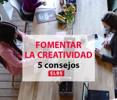Guía paso a paso para fomentar la creatividad, por Escuela ELBS