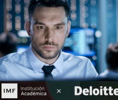 IMF y Deloitte lanzan una Escuela especializada en Ciberseguridad