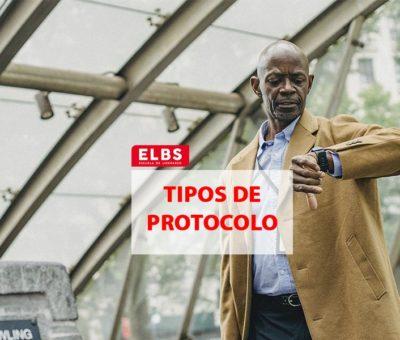 Estos son los tipos de protocolo que debes conocer, por Escuela ELBS